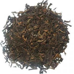 Yunnan Pu-Erh de Chine, thé noir semi fermenté qui favorise la digestion.