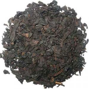 Thé noir de Ceylan déthéiné et aromatisé à la mangue