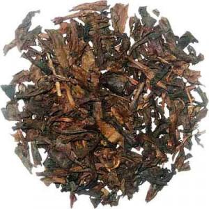 Thé Oolong Fancy, thé semi-fermenté au gout de chataigne