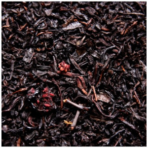 Thé noir aux fruits rouges compagnie coloniale