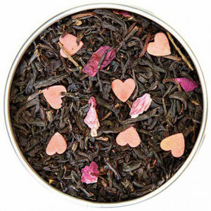 thé noir hymne à l'amour