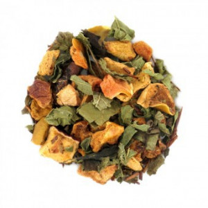rooibos zen orange caramel bio